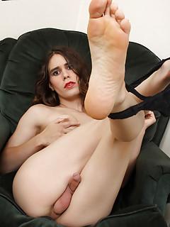 Shemale Legs Pics